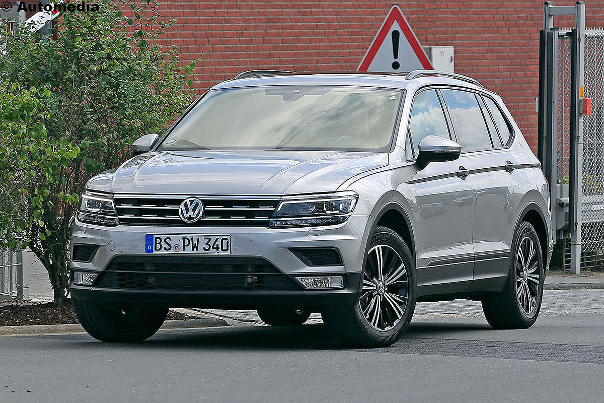 vw tiguan xl. Black Bedroom Furniture Sets. Home Design Ideas