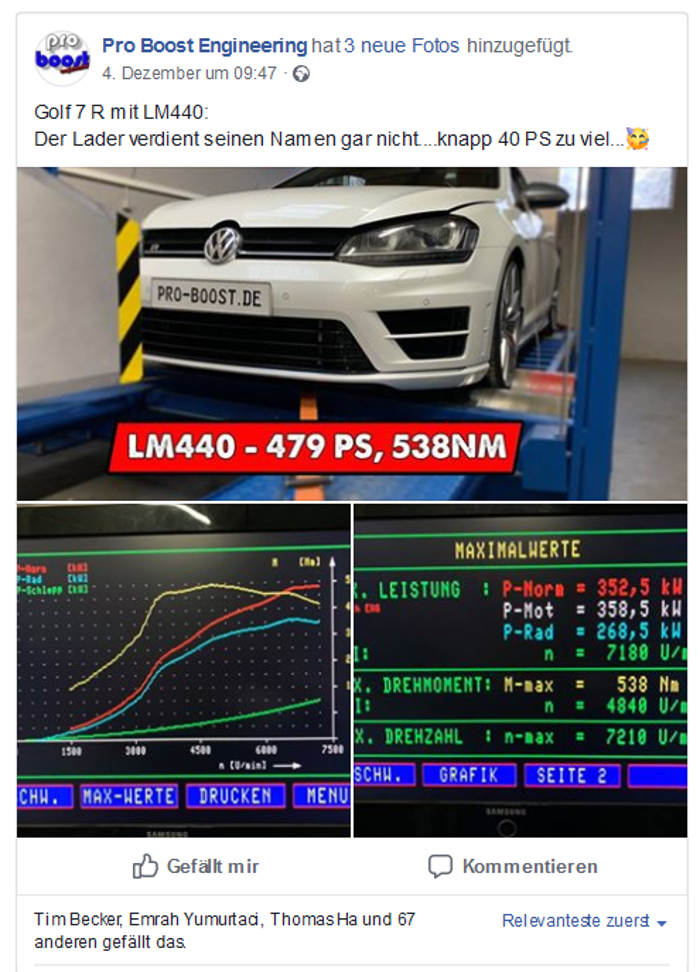 Namn:  Pro Boost Engineering - Startseite _ Facebook1.jpg Visningar: 1695 Storlek:  114.8 KB