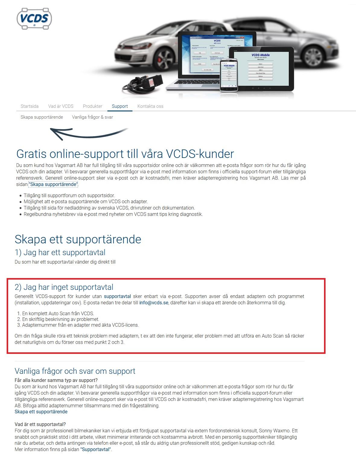 Namn:  VCDS support ärende.jpg Visningar: 370 Storlek:  418.2 KB