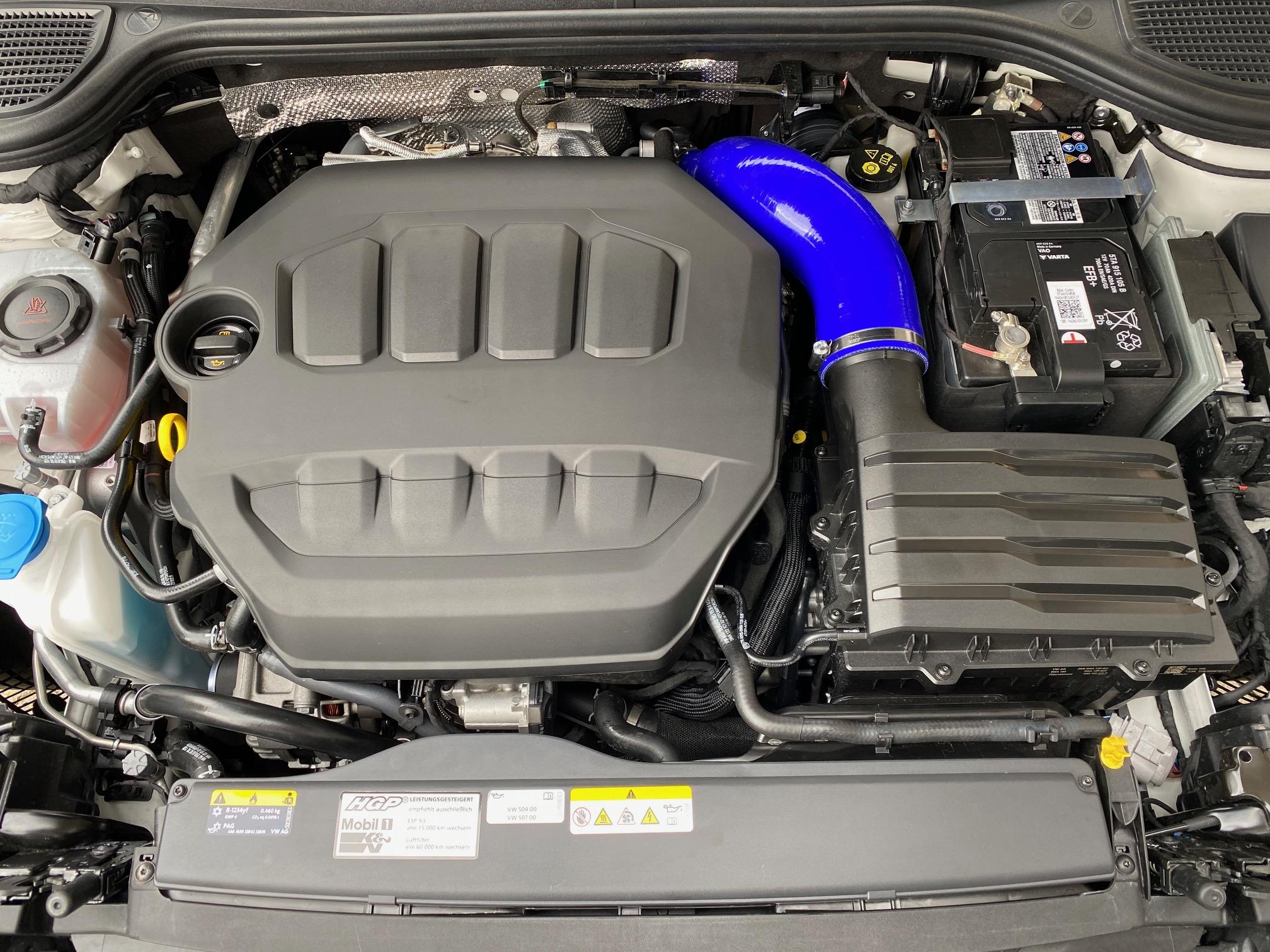 Namn:  HGP Golf 8 R Motorraum.jpg Visningar: 421 Storlek:  879.6 KB