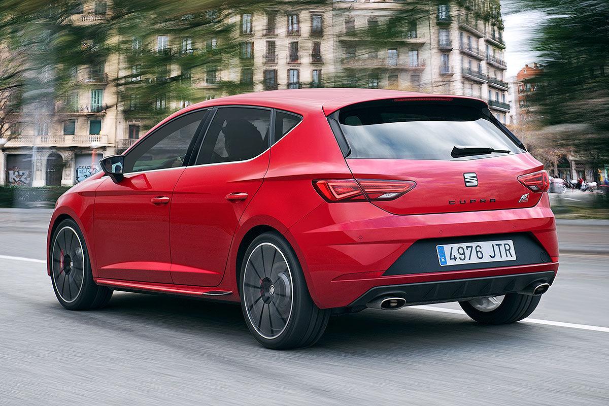 Namn:  Seat-Leon-Cupra-Facelift-2017-Vorstellung-1200x800-411612b5d64ff970.jpg Visningar: 1509 Storlek:  242.1 KB
