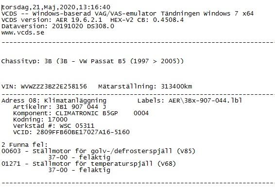 Namn:  SYA 941  ACC felkoder.jpg Visningar: 141 Storlek:  85.2 KB