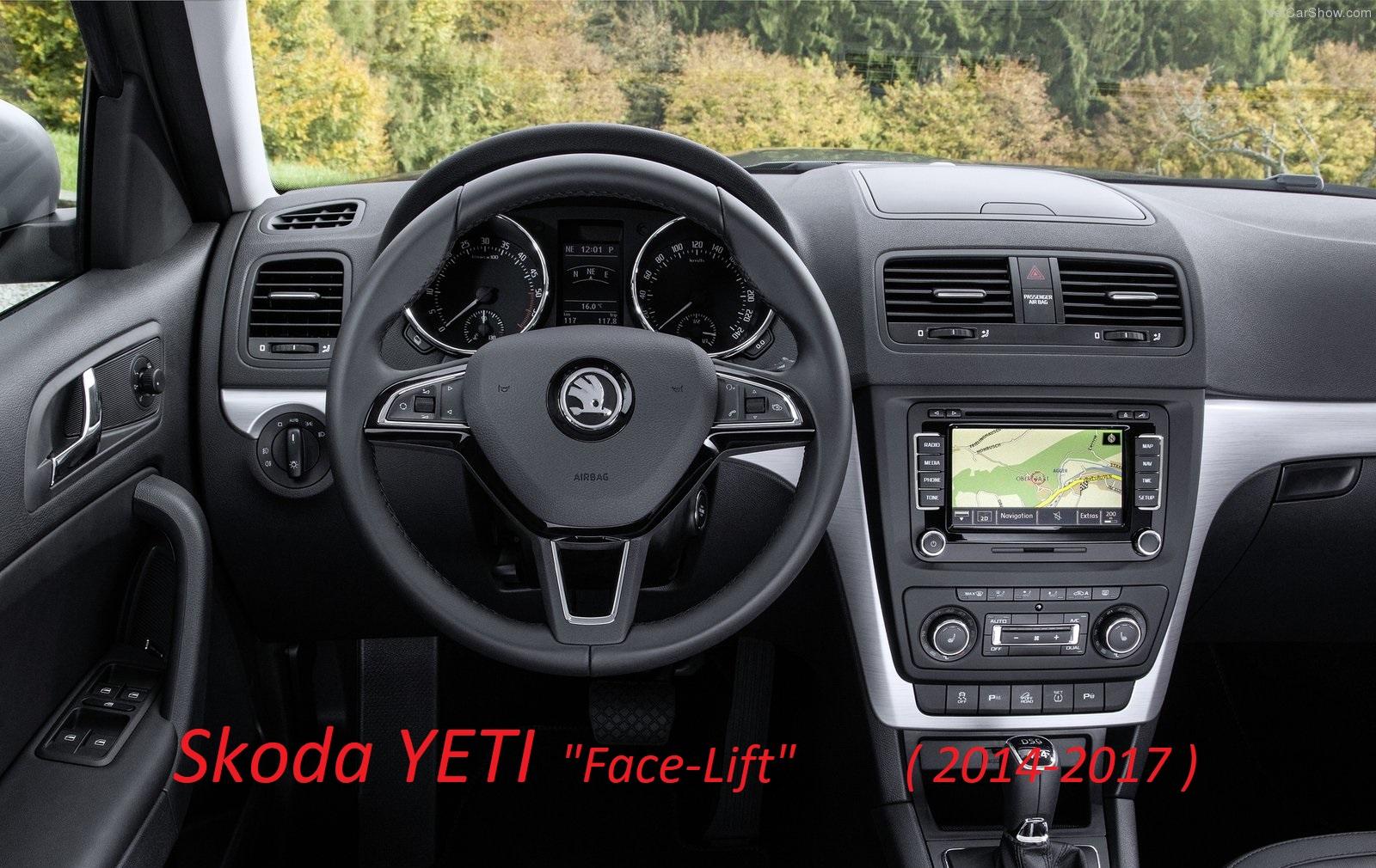 Namn:  Ratt Skoda Yeti face lift.jpg Visningar: 150 Storlek:  460.7 KB